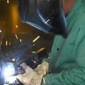 Here is Parsons Kansas, we pride ourselves with a top notch high quality welding team.